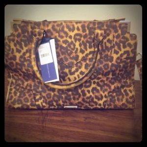 Rebecca Minkoff Leopard Handbag